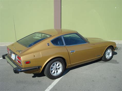 1974 nissan 260z 1974 datsun 260z photos informations articles