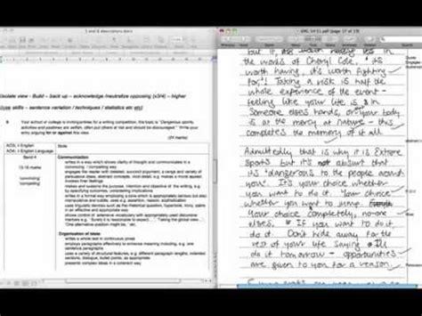 libro gcse english language writing writing to argue persuade aqa question 6 a exemplar gcse english language stuff