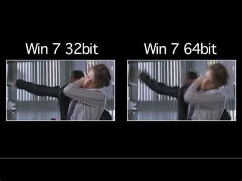 win 7 32 bit max ram windows 7 32bit vs 64bit