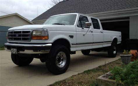 you truck truck you a 1996 ford f 350 crew cab ford trucks com