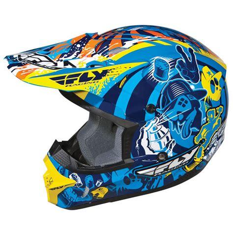 fly motocross helmets fly racing youth kinetic graphiti motocross helmet