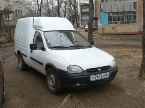 opel combo 1996 1996 opel combo pictures 1600cc diesel for sale