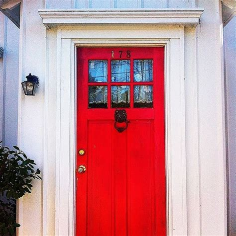 90 Best Images About Front Doors On Pinterest Red Front Statement Front Doors