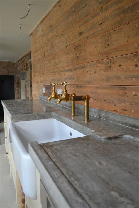 Polished Concrete Countertop by Https Arnoldskitchens Files 2012 06