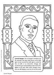 Black History Month Color Pages Cut Out Black History Month Coloring Book Coloring Pages by Black History Month Color Pages