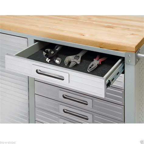 garage benches and storage garage rolling metal steel tool box storage cabinet wooden