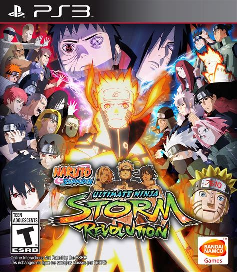Ps4 Shippuden Ultimate Ninja4 Road To Boroto Reg 3 shipp絆den ultimate revolution narutopedia fandom powered by wikia