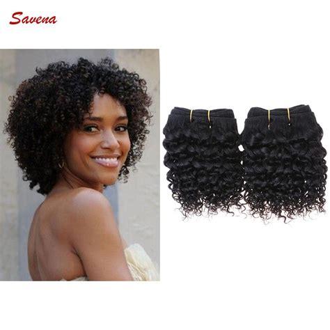 8 inch hair extensions cheap 8 inch hair curly human hair