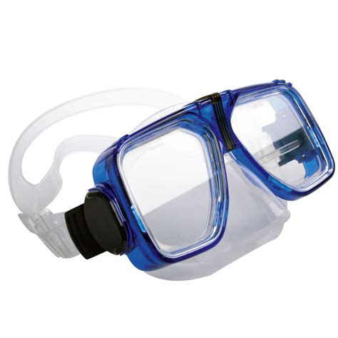 dive masks prescription rx snorkel scuba mask information
