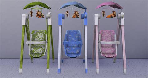sims 4 baby custom content custom showcase nooboo nursery simsvip