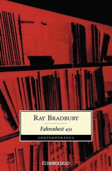 libro fahrenheit 451 fahrenheit 451 portada del libro