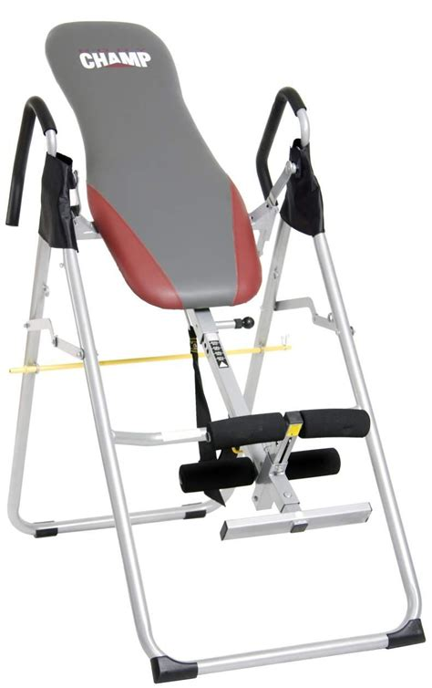 Power Health And Fitness Inversion Power It9910 Deluxe Seated Inversion System