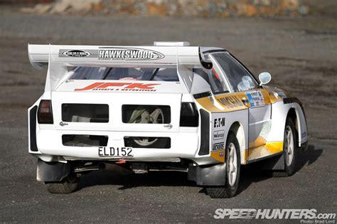 Audi Urquattro S1 by The Kiwi Built Quattro S1 Speedhunters