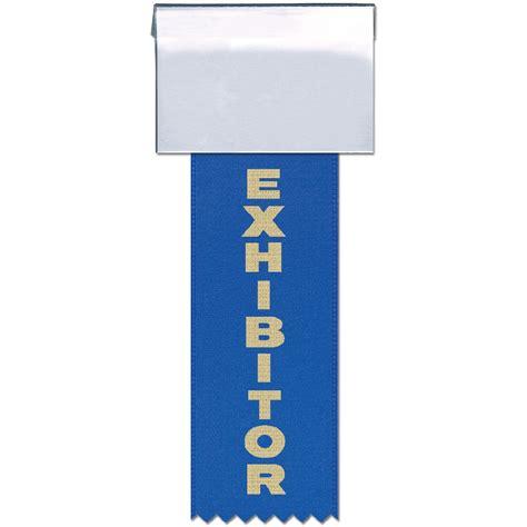 Ribbon Card Holder card holder identification ribbons