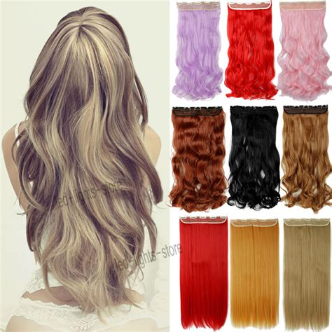 cheap hair extensions free shipping clearance sale cheap price 24 quot curly clip in