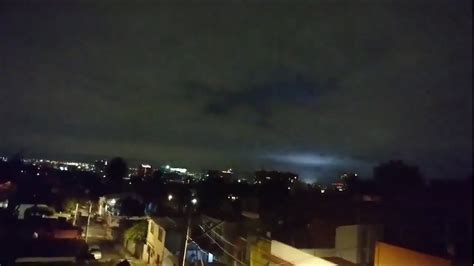 earthquake lights strange earthquake lights spotted after deadly mexico