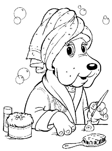 arizona pound free coloring pages of pound puppies
