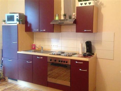 U Küche Mit Elektrogeräten by K 252 Chenzeile Mit Elektroger 228 Ten Wotzc