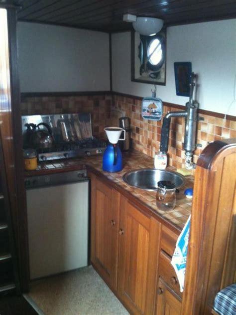 open platbodem te koop ijsselaak platbodem als woonboot geschikt te maken