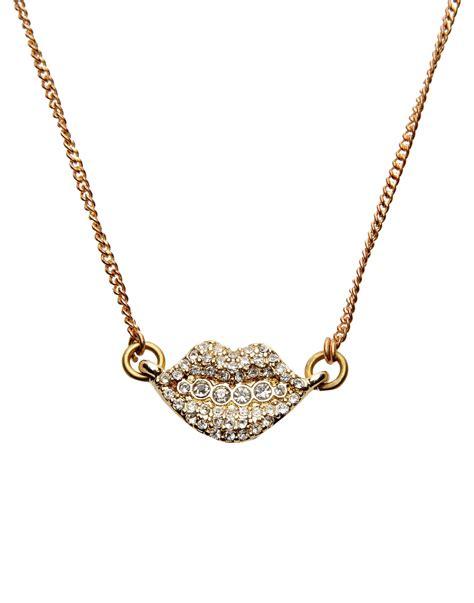 Lulu Jewelry In Up by Lulu Necklace In Metallic Lyst