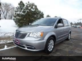 Chrysler Denver 2016 Chrysler Town Country For Sale In Denver Co Cars