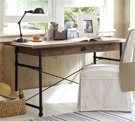 pottery barn desk warren desk pottery barn