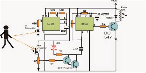 ir detector schematic ir get free image about wiring diagram