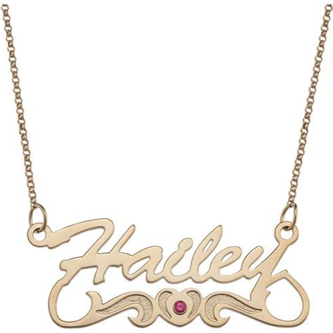 purchase the personalized name necklace at walmart