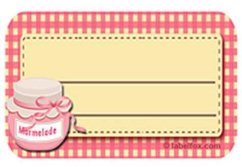 Marmeladenglas Aufkleber Drucken by Gratis Marmeladen Etiketten Als Word Vorlage Zum