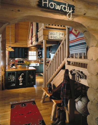 east coast cowboy cabin decor idea east coast cowboy