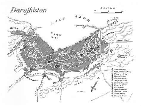 malazan map darujhistan malazan wiki