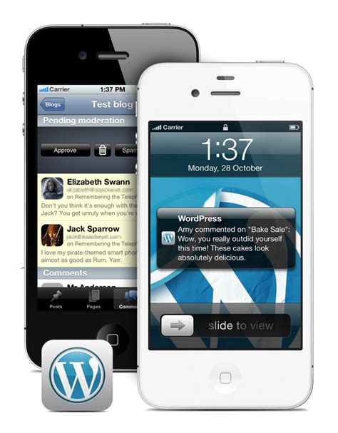 blogger on iphone get push notifications on your iphone and ipad the