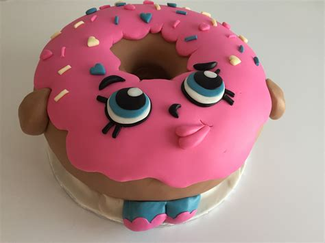 Shopkins Dlish Donut shopkins d lish donut cake s 249 cr 233 designer cakes