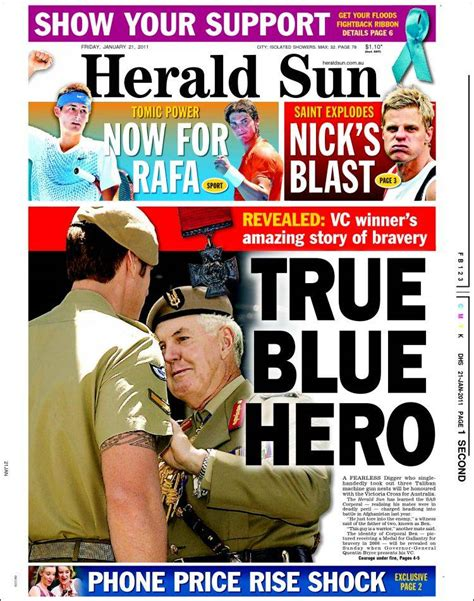video featured videos herald sun newspaper herald sun australia front pages from