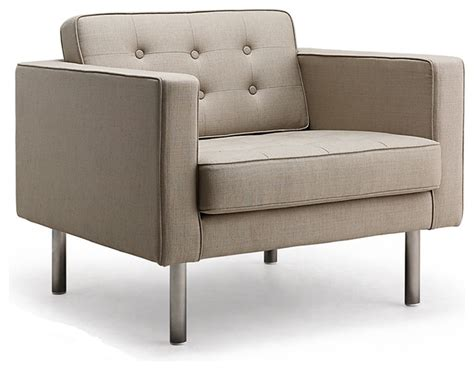 Armchair Modern chelsea armchair modern armchairs and accent chairs other metro