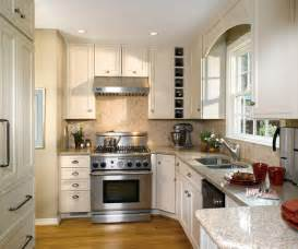 Small Kitchen White Cabinets Small Kitchen Design With Off White Cabinets Decora