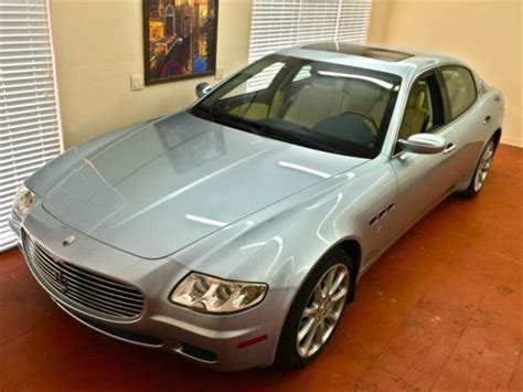 used maserati for sale by owner 2005 maserati quattroporte by owner in az