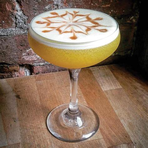 martini sour pisco sour cocktail recipe