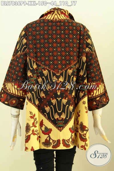 Atasan Batik Belakang model baju atasan batik wanita modern 2018 toko batik