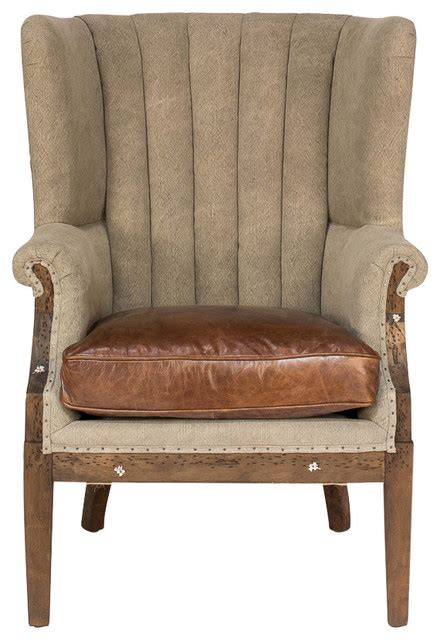 Armchair Sleeper by Marburg Armchair Sleeper Chairs By Sarreid Ltd