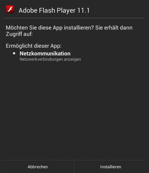 adobe flash player mobile android adobe flash player f 252 r android freeware de