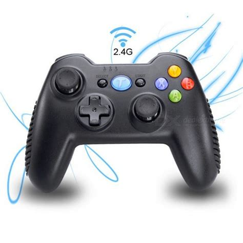 android with controller support g01 2 4ghz wireless gamepad support controller for android phones free shipping dealextreme