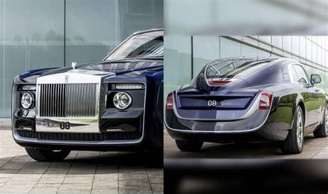 roll royce karnataka rolls royce sweptail s most expensive car