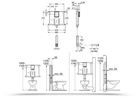 cassetta wc grohe cassetta di sciacquo per wc 80 mm grohe con montaggio a