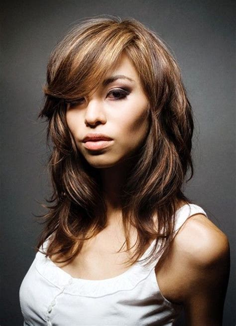 medium length hairstyles for heavy set women 17 best images about hair medium long cuts on pinterest