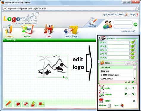 membuat logo huruf online cara membuat logo multi info