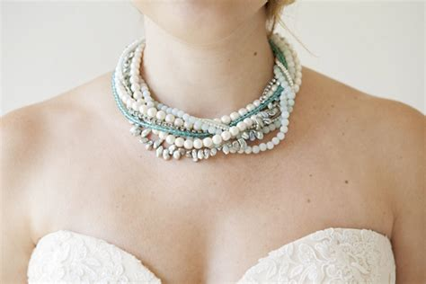 make a statement jewelry how to make a gorgeous statement necklace