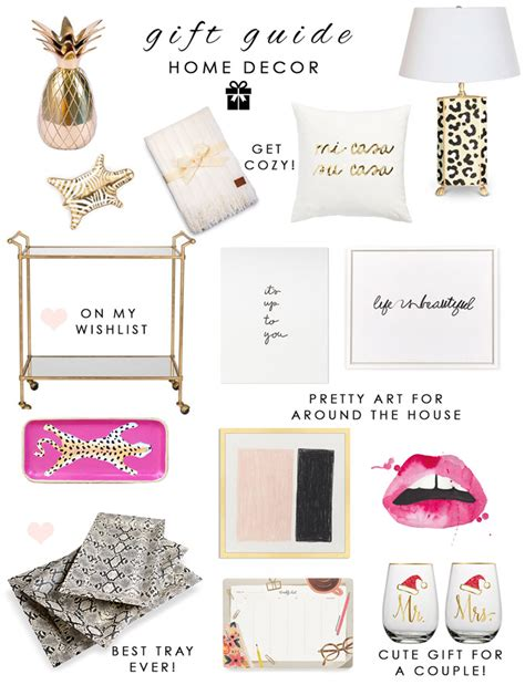 home decor gifts online gift guide 2015 home decor the fashionista s diary