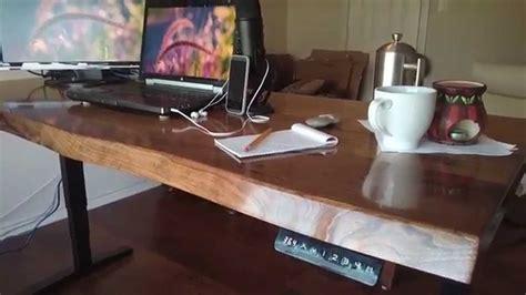 uplift desk vs evodesk my new desk uplift 900 youtube