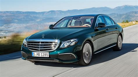 Mercedes E Class by Mercedes E Class W213 Unmasked Either You Like It Or